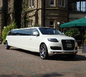 Audi Q7 Limo in Atherstone