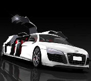 Audi R8 Limo Hire in Wednesbury
