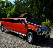Hummer Limos in Atherstone