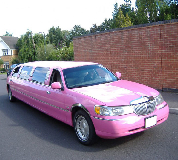 Lincoln Towncar Limos in Wednesbury