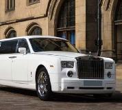 Rolls Royce Phantom Limo in Sittingbourne