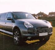 Porsche Cayenne Limos in Hornsey